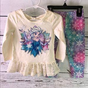 2T Frozen Outfit